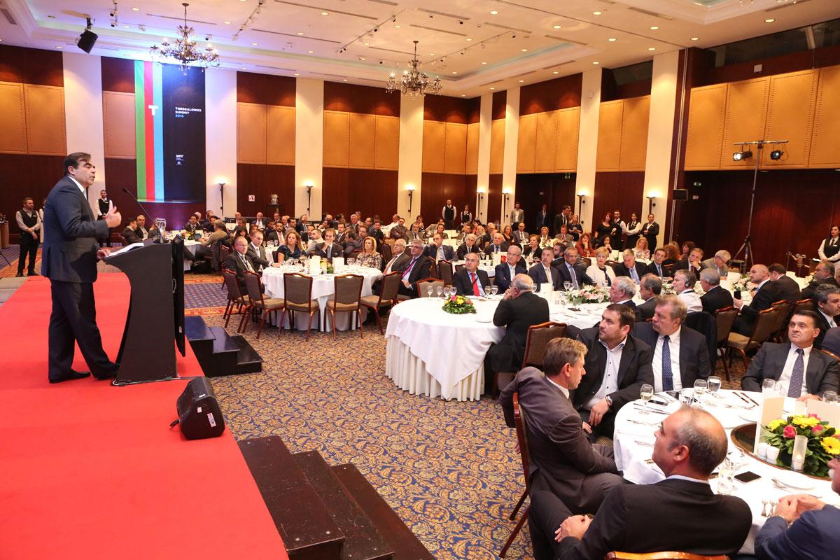 Μαργαρίτης Σχοινάς: «Magna Carta για την Ευρωπαϊκή Θεσσαλονίκη» από το βήμα του 1ου Thessaloniki Summit