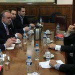 Ένταξη στο νόμο για τα κόκκινα δάνεια, μόνο σε βιώσιμες επιχειρήσεις. Συνάντηση της Διοίκησης του ΣΒΒΕ με τον Υπουργό Οικονομίας και Ανάπτυξης κ. Δ. Παπαδημητρίου