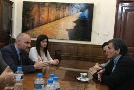 Συνάντηση της Διοίκησης του ΣΒΒΕ με τον Υπουργό Οικονομίας κ. Ευκλείδη Τσακαλώτο