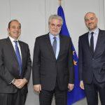 Συναντήσεις της Διοίκησης του ΣΒΒΕ, με εκπροσώπους της Ευρωπαϊκής Επιτροπής, στις Βρυξέλλες
