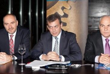 Συνάντηση της Διοίκησης του ΣΒΒΕ με τον Υπουργό Εργασίας, Κοινωνικής Ασφάλισης και Πρόνοιας κ. Γ. Βρούτση
