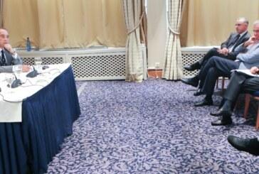 Η Κυβέρνηση έχει αποκοπεί απ΄ την πραγματική οικονομία: σε αδιέξοδο η περιφερειακή βιομηχανία – Δήλωση του Προέδρου του ΣΒΒΕ μετά τη συνάντηση του με τον Υπουργό Ανάπτυξης κ. Νίκο Δένδια