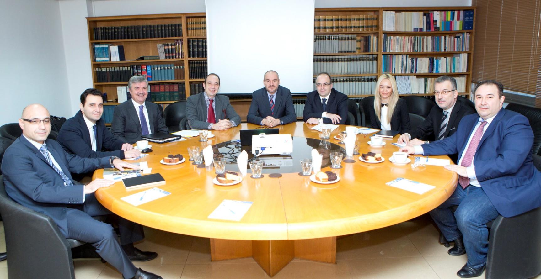Δημιουργία «Δικτύου Επιχειρηματικών Φορέων Ελληνικών Επιχειρήσεων χωρών της Νοτιοανατολικής Ευρώπης», με πρωτοβουλία του ΣΒΒΕ-Η παραγωγή διεθνώς εμπορεύσιμων προϊόντων αποτελεί τη σημαντικότερη διέξοδο για την ανάπτυξη της οικονομίας