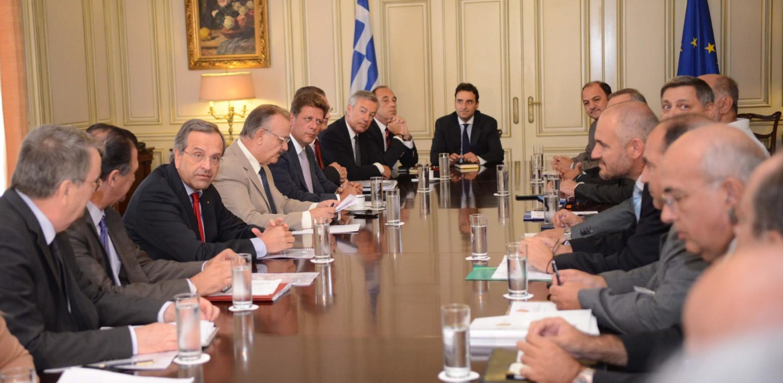 Η αυτονόητη υποστήριξη της βιομηχανίας από την ελληνική πολιτεία, παραμένει ακόμη ζητούμενο - Συνάντηση της Διοίκησης του ΣΒΒΕ με τον Πρωθυπουργό
