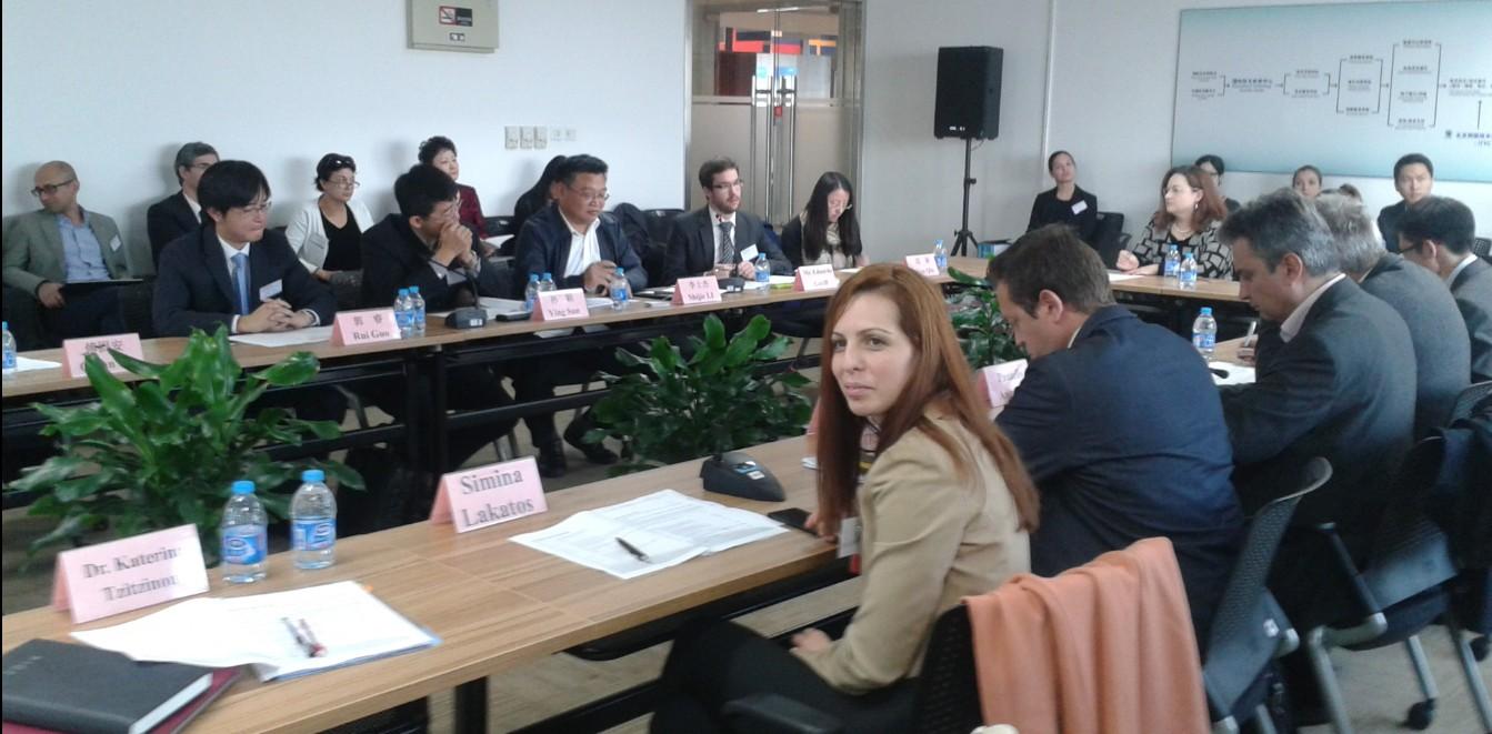 Ολοκληρώθηκε με επιτυχία η επιχειρηματική αποστολή ευρωπαϊκών επιχειρήσεων στη Κίνα με την υποστήριξη του ΣΒΒΕ
