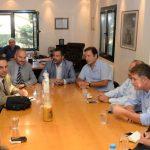 Συνάντηση της Διοίκησης του ΣΒΒΕ, με τα μέλη της Ένωσης Κονσερβοποιών Ελλάδος (Ε.Κ.Ε.) παρουσία του Γενικού Γραμματέα Βιομηχανίας κ. Γιώργου Στεργίου