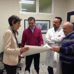 Στις εγκαταστάσεις της γαλακτοβιομηχανίας ΔΩΔΩΝΗ η πρέσβειρα της Βρετανίας στην Ελλάδα, Kate Smith