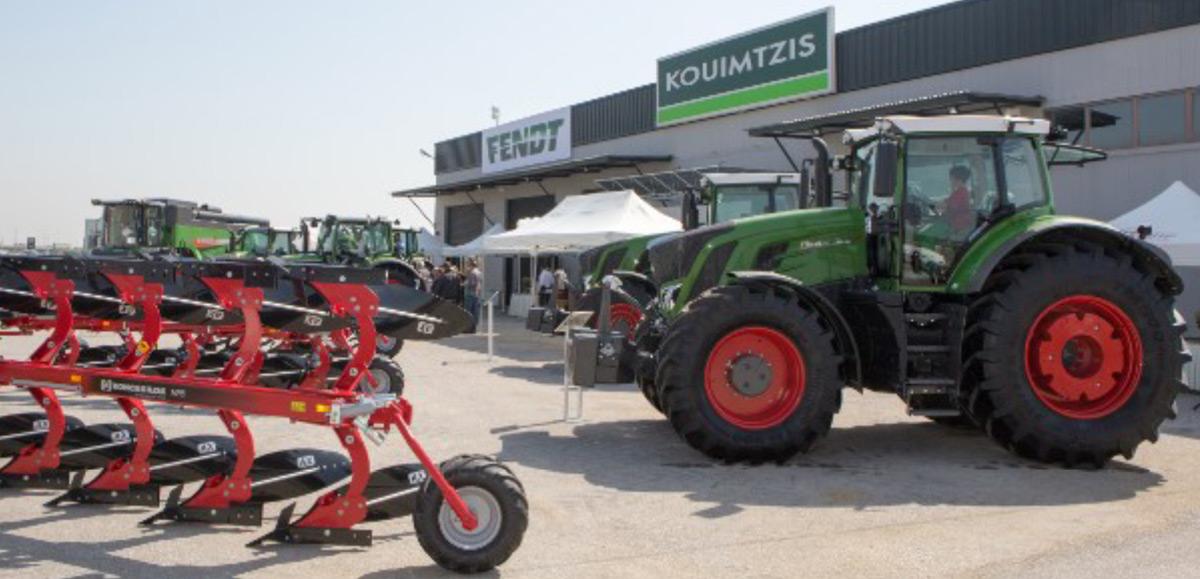 Ο Ομιλος ΚΟΥΙΜΤΖΗΣ προχώρησε σε νέα συνεργασία με τον μεγαλύτερο οίκο γεωργικών μηχανημάτων FENDT