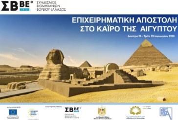 Επιχειρηματική Αποστολή στο Κάιρο