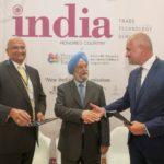 Νέες προοπτικές συνεργασίας με  την αγορά της Ινδίας – Υπογραφή μνημονίου συνεργασίας μεταξύ του Συνδέσμου Βιομηχανιών Ελλάδος και του Confederation of Indian Industry (CII)