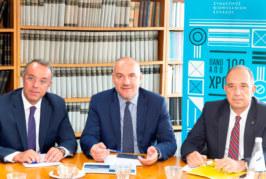Με σοβαρότητα και εμπροσθοβαρές μεταρρυθμιστικό σχέδιο η ανάταξη της ελληνικής οικονομίας. Συνάντηση της Διοίκησης του ΣΒΕ με τον Υπουργό Οικονομικών κ. Χρήστο Σταϊκούρα