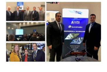 Συνεργασία Alpha Systems – Summit Aviation για αναβάθμιση ελικοπτέρων του Ελληνικού Στρατού