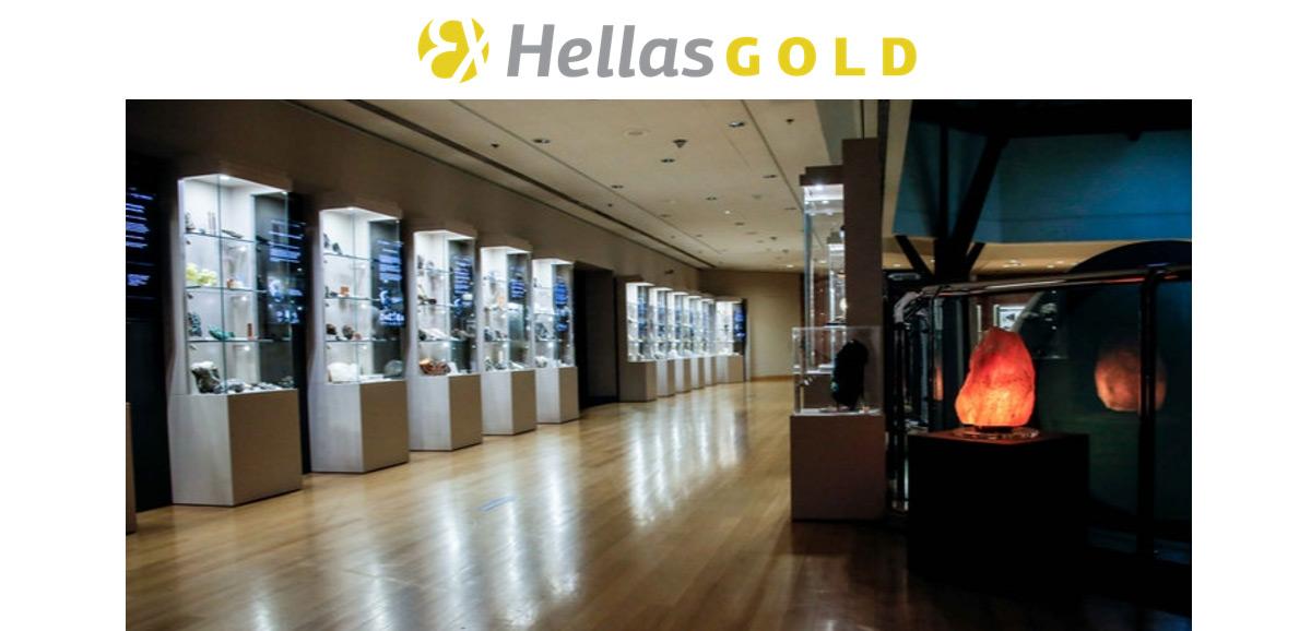 Ελληνικός Χρυσός: Μεγάλος Χορηγός της  Έκθεσης «Τα ορυκτά και ο Άνθρωπος» που φιλοξενείται στη Θεσσαλονίκη