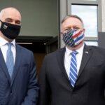 Επίσκεψη Υπουργού Εξωτερικών των ΗΠΑ, κ. Mike Pompeo, στη Θεσσαλονίκη – Ο Mike Pompeo και η Αμερικανική Πρεσβεία στα νέα γραφεία του ΣΒΕ