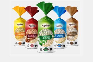 ΦΥΣΙΚΕΣ, ΤΡΑΓΑΝΕΣ & ΑΠΟΛΑΥΣΤΙΚΕΣ ρυζογκοφρέτες από την Agrino